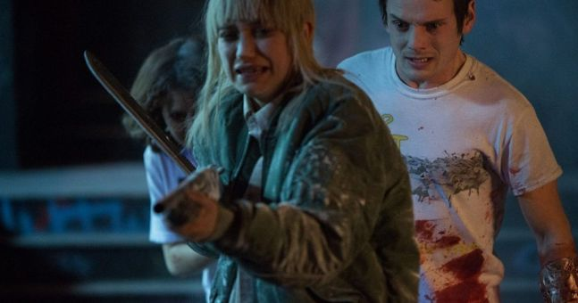 31 Days Of Hallowe\'en: Green Room (2015) | JOE.ie
