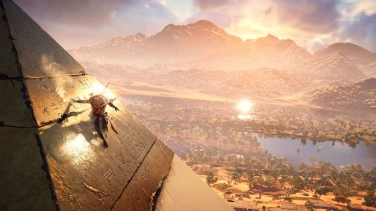 VIDEO: Unlocking Egypt's secrets in Assassin's Creed Origins