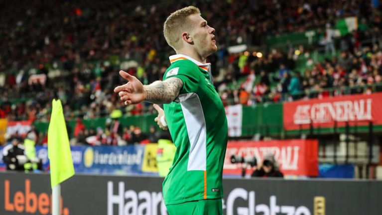 Here are the dates for Ireland's Euro 2020 qualifiers