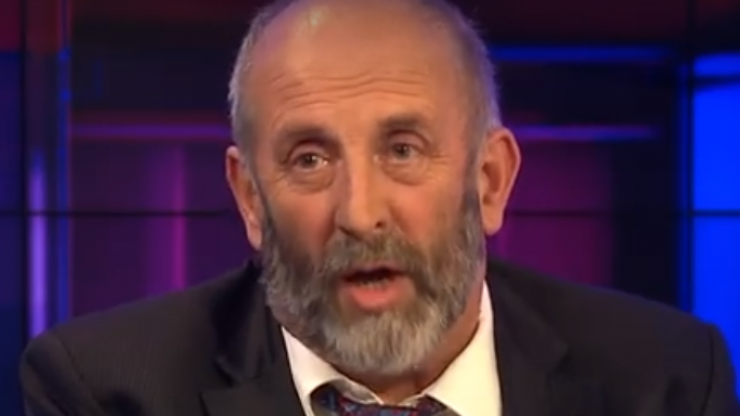 """Danny Healy Rae reckons people who don't eat meat """"have never worked hard"""""""