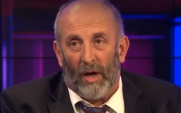 Shane Ross has called out Danny Healy-Rae for seemingly falling asleep at the All-Ireland Final