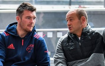 Rory Best's eagerness to get back on the field for Ulster and Ireland sums up the man