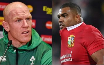 Kyle Sinckler was absolutely obsessed with Paul O'Connell on the Lions Tour