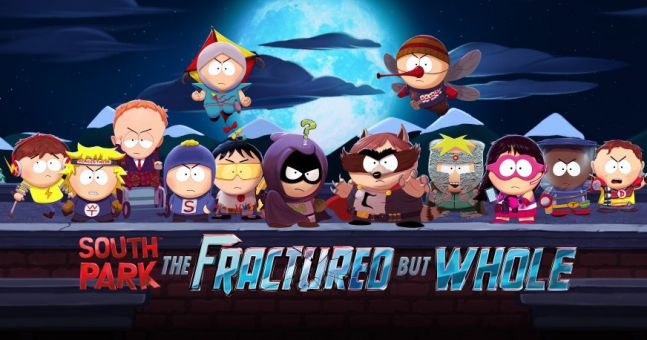 COMPETITION: Win a Collector's Edition of South Park The Fractured But Whole and a Playstation 4 console