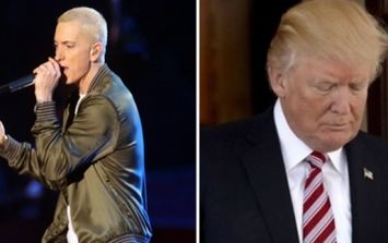 With one rap, Eminem absolutely destroyed Donald Trump at the BET Hip-Hop Awards