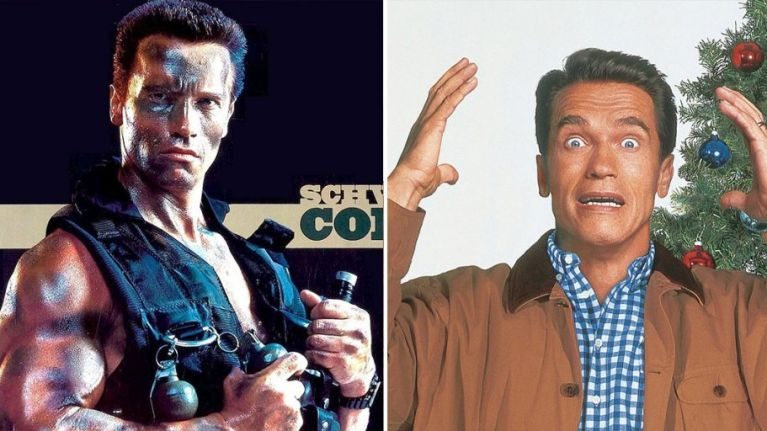 QUIZ: Can you guess the Arnold Schwarzenegger film from the one-liner?