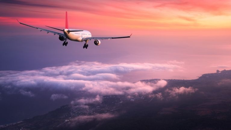 The most disrupted flight routes around Europe have been revealed