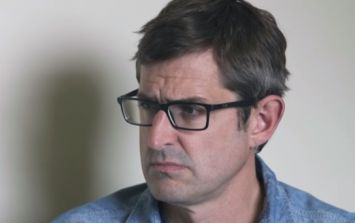 Louis Theroux discusses everything from his favourite biscuit to staying calm in harrowing situations