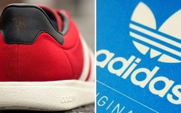 You don't even have to be a Manchester United fan to appreciate these slick adidas Originals trainers