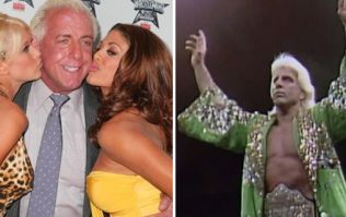 The new Ric Flair documentary looks absolutely brilliant