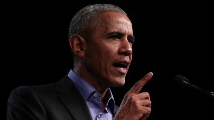 "WATCH: Barack Obama tears into ""call-out culture"""