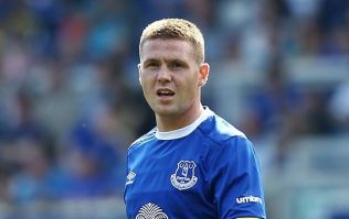 James McCarthy's chances of playing in the World Cup play-off are in serious doubt
