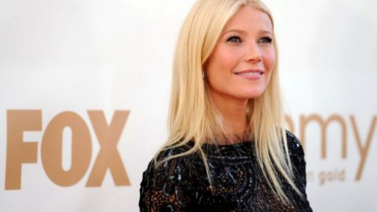 You can stop trying, because Gwyneth Paltrow's costume just won Hallowe'en
