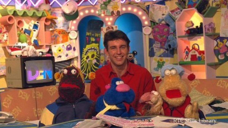 The Den was recreated on Ray D'Arcy last night and people were loving it
