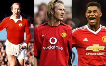 Manchester United are celebrating an 80 year achievement that you might not know about
