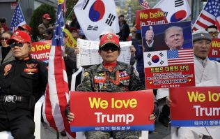 Trump to Japan: 'Why did this nation of samurai not just shoot down North Korean missiles?'