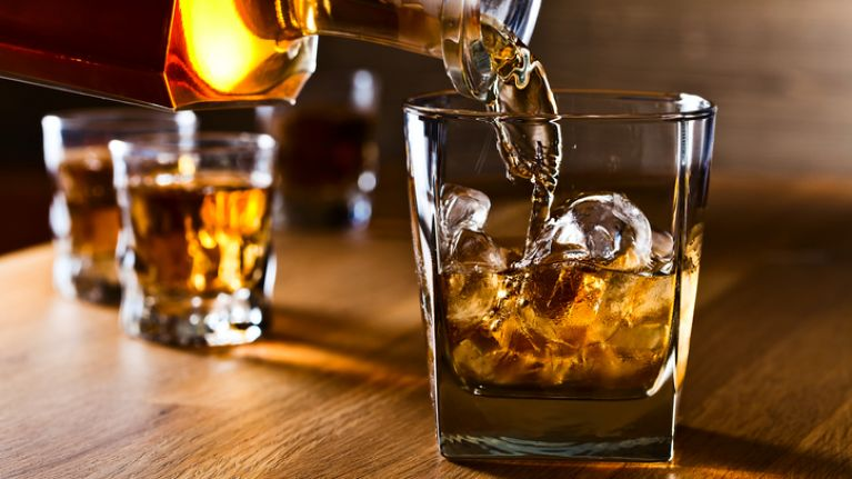 """""""The whole whiskey industry at the moment is absolutely huge,"""" the Irish whiskey revolution"""