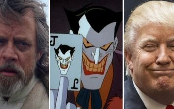 Hamill on Trump: 'I've played The Joker for so long, I recognise demented thinking when I see it'