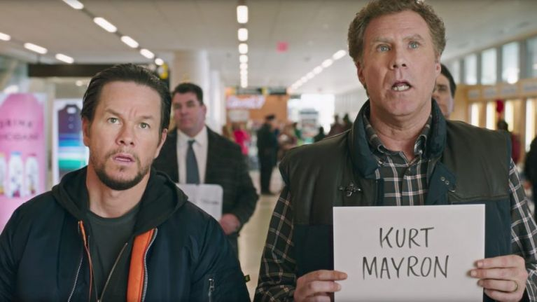 WIN: Tickets to an exclusive Top Secret JOE Show event with Will Ferrell & Mark Wahlberg in Dublin