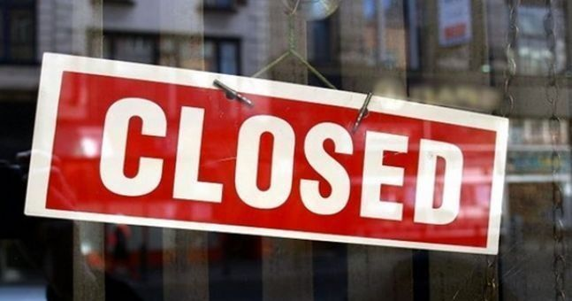 64 closure orders were served on Irish food businesses in 2017