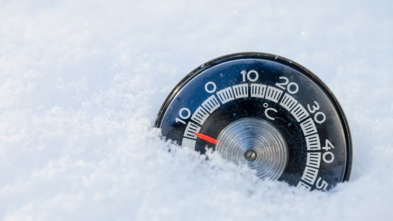 Met Éireann issue weather warning for 22 counties ahead of freezing cold night