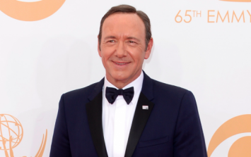 Kevin Spacey's role in an upcoming movie has been recast
