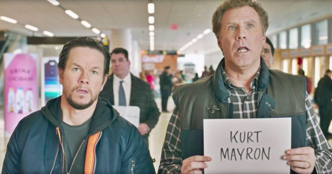 WIN: Tickets to be in The JOE Show audience for an EXCLUSIVE event with Will Ferrell & Mark Wahlberg in Dublin