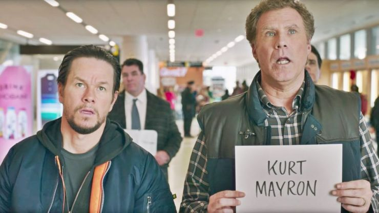 WIN: Tickets to be in The JOE Show audience for an EXCLUSIVE event with Will Ferrell & Mark Wahlberg in Dublin [CLOSED]