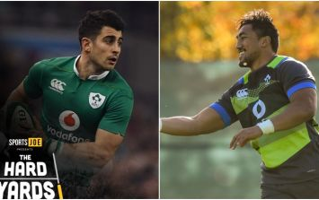 Tiernan O'Halloran, James Downey and a big November preview on The Hard Yards