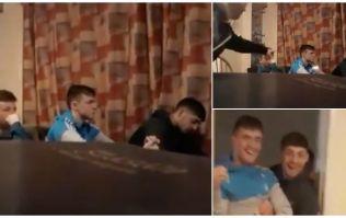 Student plays perfect Hallowe'en prank on unsuspecting housemates