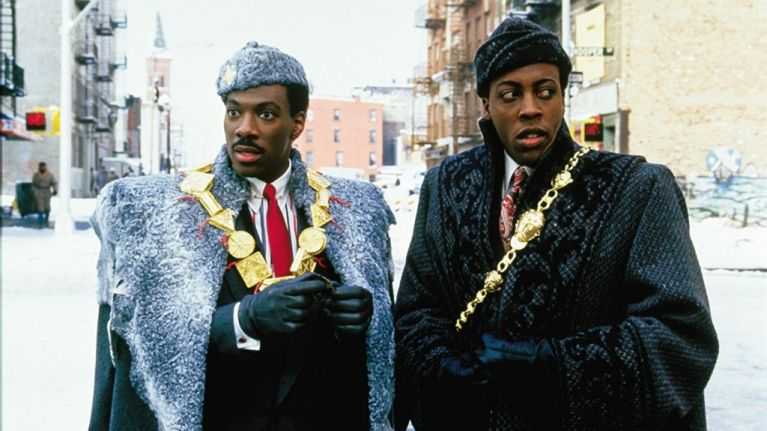 Coming To America 2 shares the first look of Eddie Murphy and Arsenio Hall as work begins
