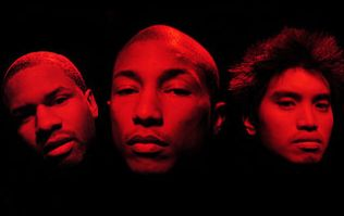 Remember N.E.R.D.? They just released their first new song in 7 years, and it is hella catchy