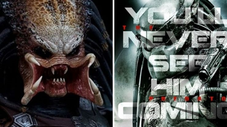 Here is the plot for The Predator and it is even better than we could have hoped