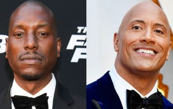 Tyrese has threatened to quit Fast & Furious 9 if The Rock is cast in it