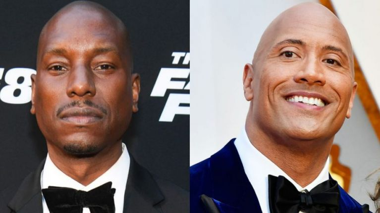 Image result for tyrese rock