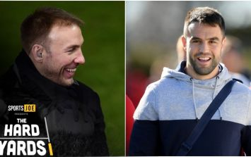 Stephen Ferris, Conor Murray and player agent Niall Woods on The Hard Yards