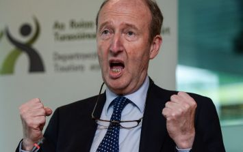 """Shane Ross accuses Irish MMA leaders of """"deliberately dragging their feet"""" over safety concerns"""