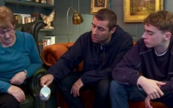 Liam Gallagher had viewers cracking up after his funny revelation on Gogglebox