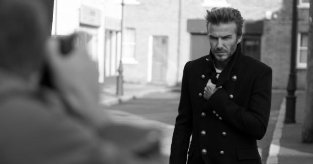 David Beckham speaks about his special connection with Ireland