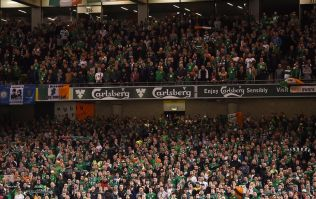 Ireland fans joint-most comfortable with having LGBT player in the national football team