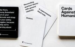 The folks behind Cards Against Humanity have cheekily stalled Trump's border wall plans