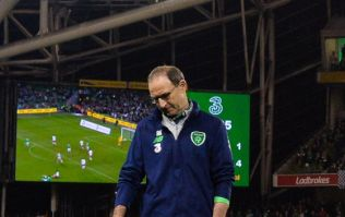 Odds slashed on Martin O'Neill leaving his job as Ireland manager