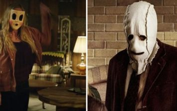 #TRAILERCHEST: The first look at the sequel to The Strangers is here to completely freak you out