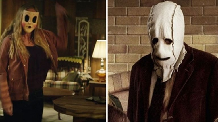 trailerchest the first look at the sequel to the strangers is here to completely