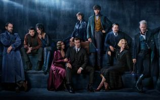 First official image from Fantastic Beasts 2 and the official title have been revealed