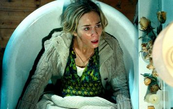 First trailer for real-life couple John Krasinski and Emily Blunt's terrifying movie A Quiet Place