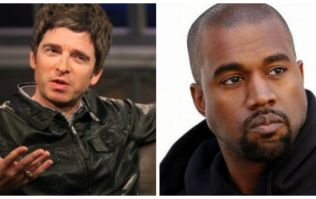 Noel Gallagher has given Kanye West an open invitation for a future collaboration