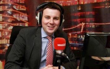Chris Donoghue leaving Newstalk to pursue career in politics