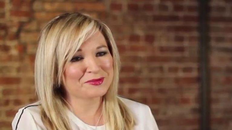 Sinn Féin's Michelle O'Neill has ruled herself out of replacing Gerry Adams