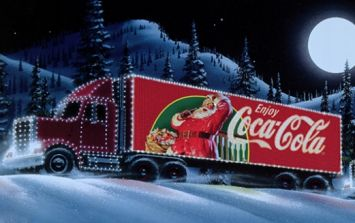 Coca-Cola releases the Irish locations and dates for the Christmas Truck